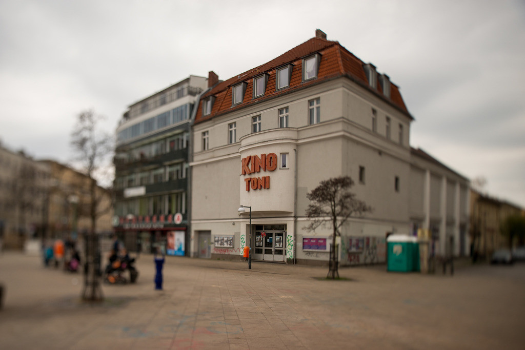 Das geschlossene Kino Toni | Ein ganz