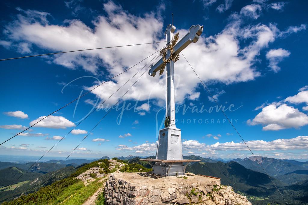 Wallberg | Gipfelkreuz am Wallberg