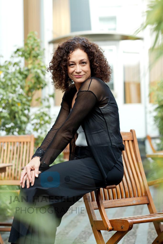 Barbara Wussow | Fototermin in Hamburg am 30.09.09 zum ARD Fernsehfilm
