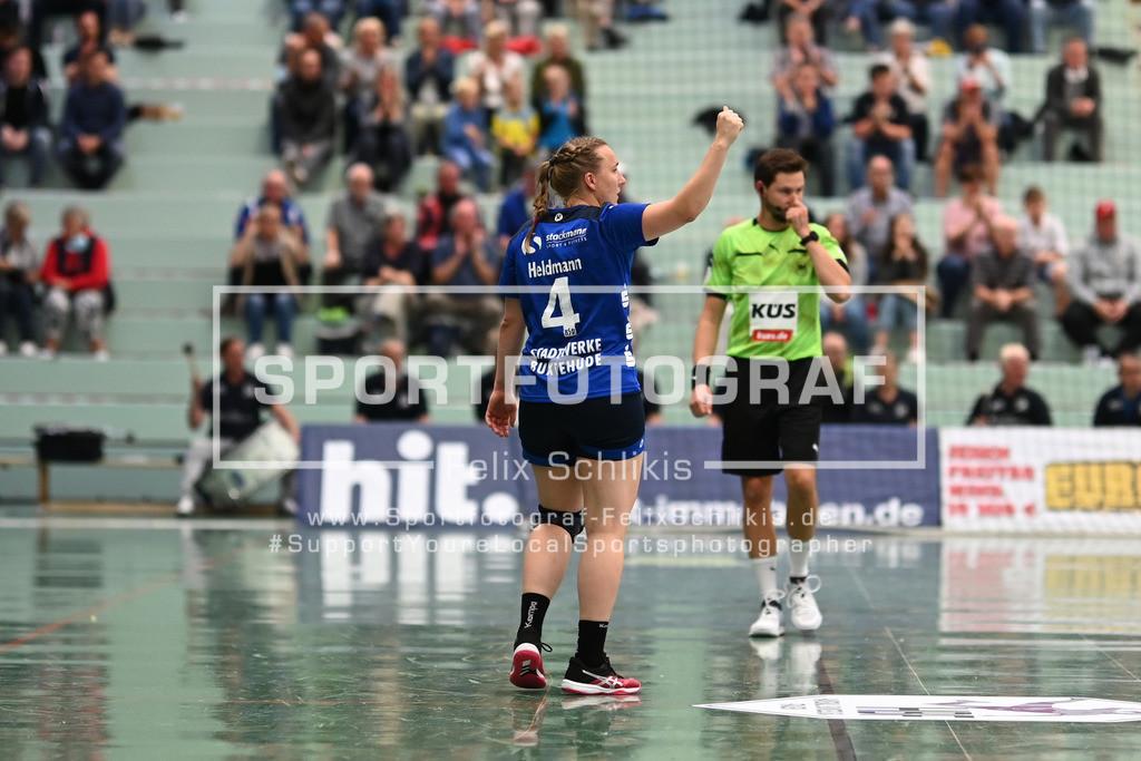 FZ6_9293 | ; 1. Handball-Bundesliga Frauen I 1. Spieltag I Buxtehuder SV - Neckarsulmer Sport-Union am 05.09.2020 in Buxtehude  (Sporthalle Kurt-Schuhmacher Strasse), Deutschland