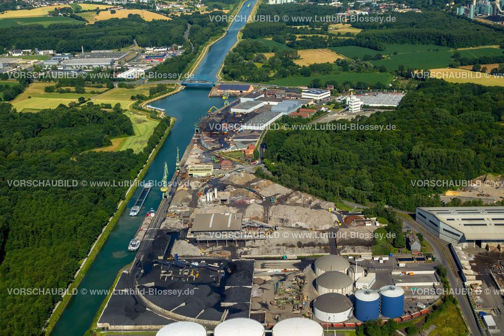 Luenen15071862 | Stadthafen Lünen am Datteln-Hamm-Kanal, Binnenschifffahrt, Lünen, Ruhrgebiet, Nordrhein-Westfalen, Deutschland