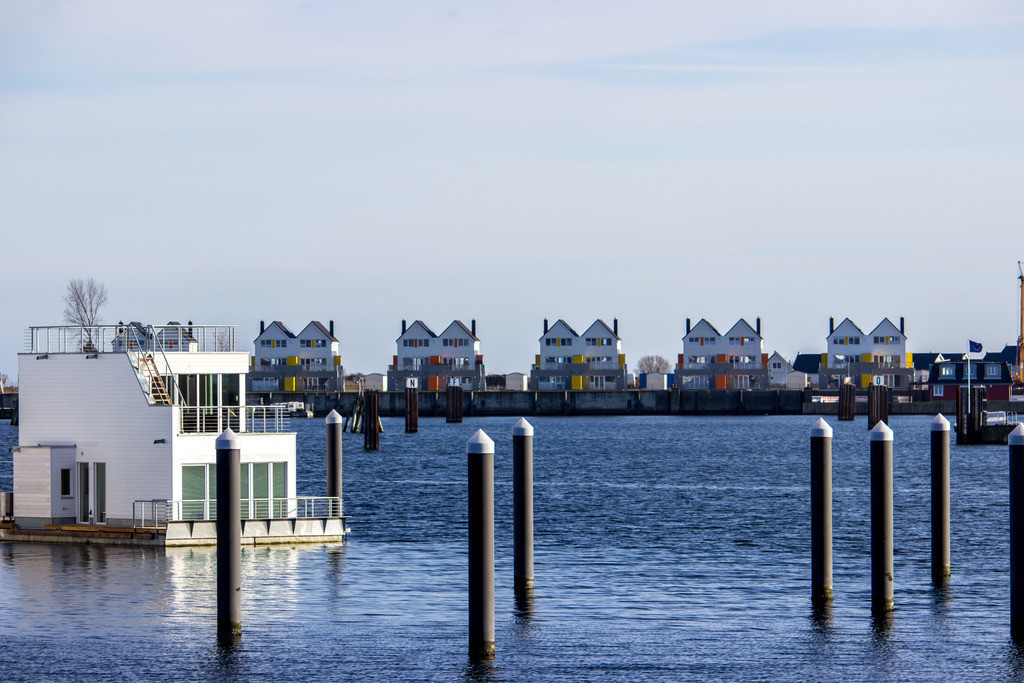 Yachthafen in Olpenitz | Ferienwohnungen in Olpenitz