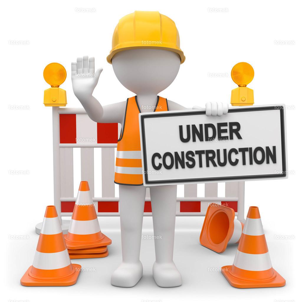 3d Männchen under construction