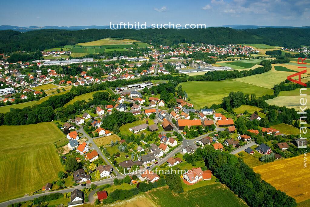 wolfersdorf-stockheim-2008-24 | Luftbild von Wolfersdorf Stockheim - Luftaufnahme wurde 2008 von https://frankenair.de mittels Flugzeug (keine Drohne) erstellt - die Geschenkidee