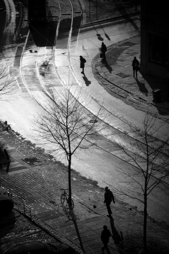 Dresden Wettiner Platz | Aus der Serie