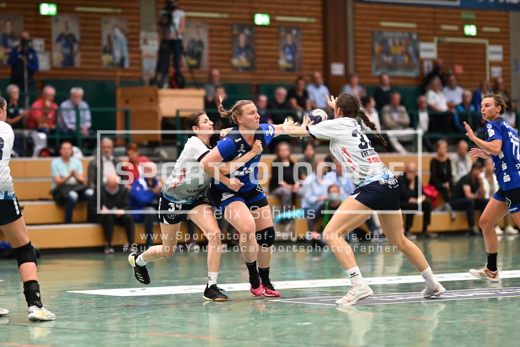 FZ6_9338 | ; 1. Handball-Bundesliga Frauen I 1. Spieltag I Buxtehuder SV - Neckarsulmer Sport-Union am 05.09.2020 in Buxtehude  (Sporthalle Kurt-Schuhmacher Strasse), Deutschland