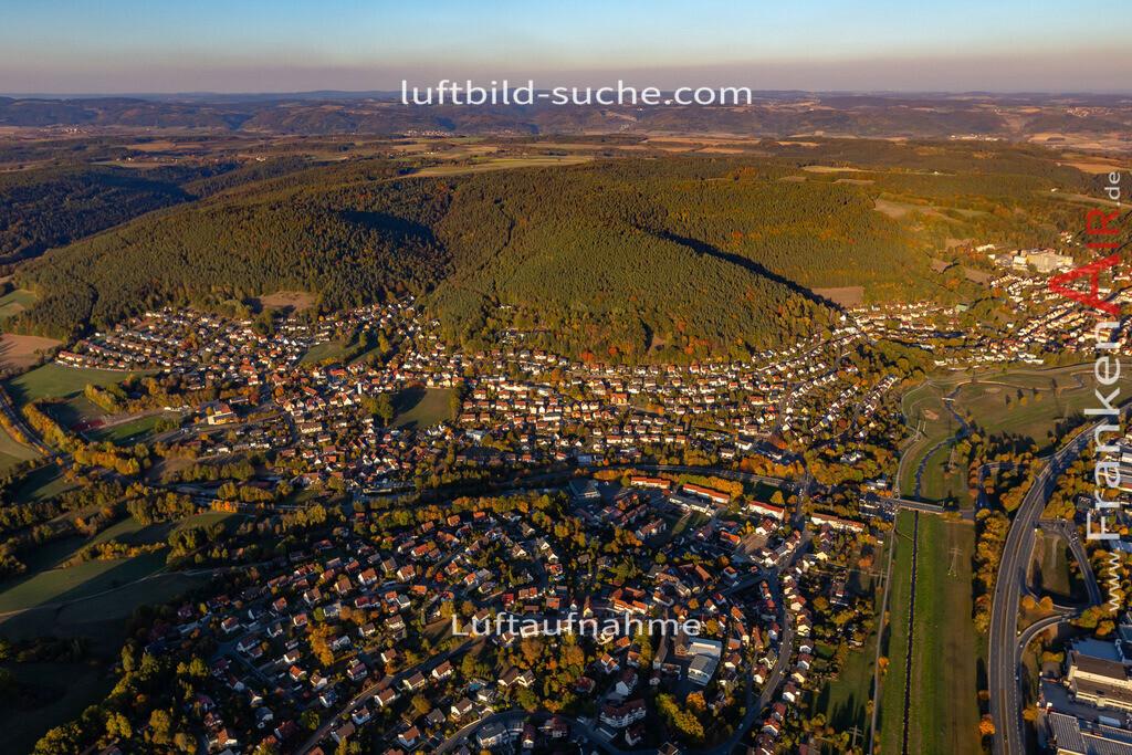 petzmannsberg-kulmbach-18-398 | aktuelles Luftbild von Petzmannsberg Kulmbach - Luftaufnahme wurde 2018 von https://frankenair.de mittels Flugzeug (keine Drohne) erstellt.