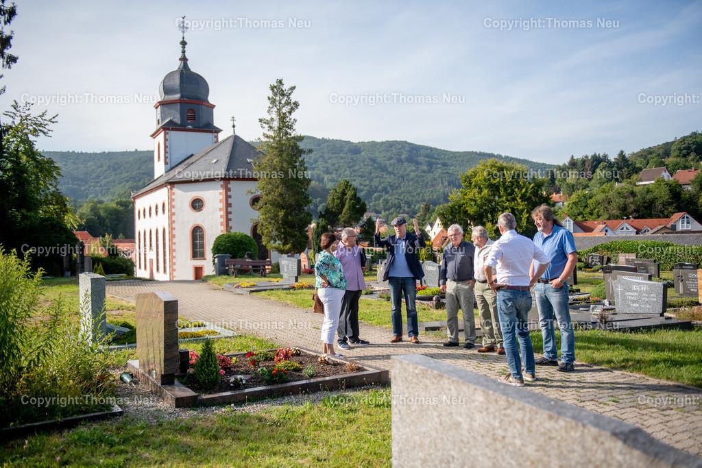 DSC_3207 | Lautertal, Friedhof, Reichenbach, CDU Ortsbegehung, ,, Bild: Thomas Neu