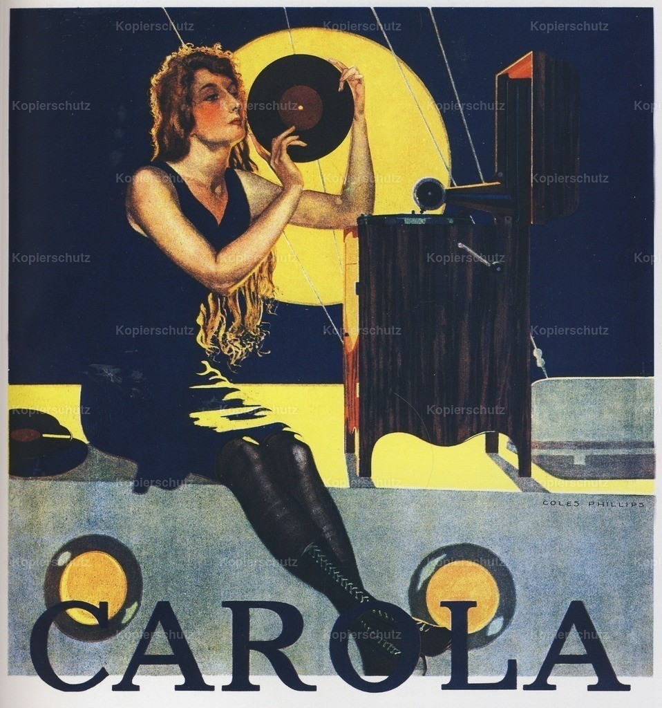 Phillips_ Clarence Coles (1880-1927) - Magazine Advertisement - Carola