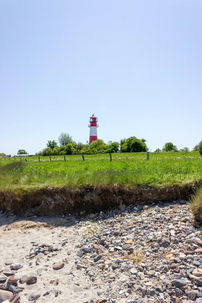 Frühling an der Ostsee | Leuchtturm in Falshöft