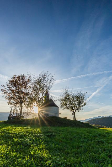 Kapelle   Kleine Kapelle bei Bruneck
