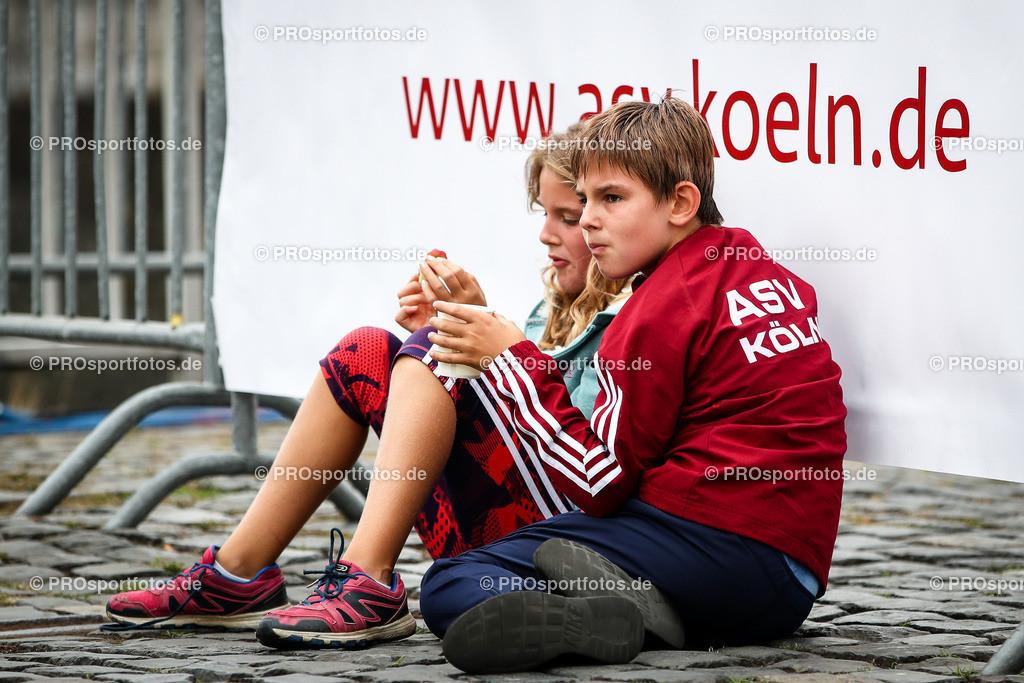 OBI ASV Koelner Brueckenlauf; Koeln, 08.09.19 | Impressionen vom OBI ASV Koelner Brueckenlauf am 08.09.19 am Olympiamuseum in Koeln (Deutschland). Foto: BEAUTIFUL SPORTS/Axel Kohring