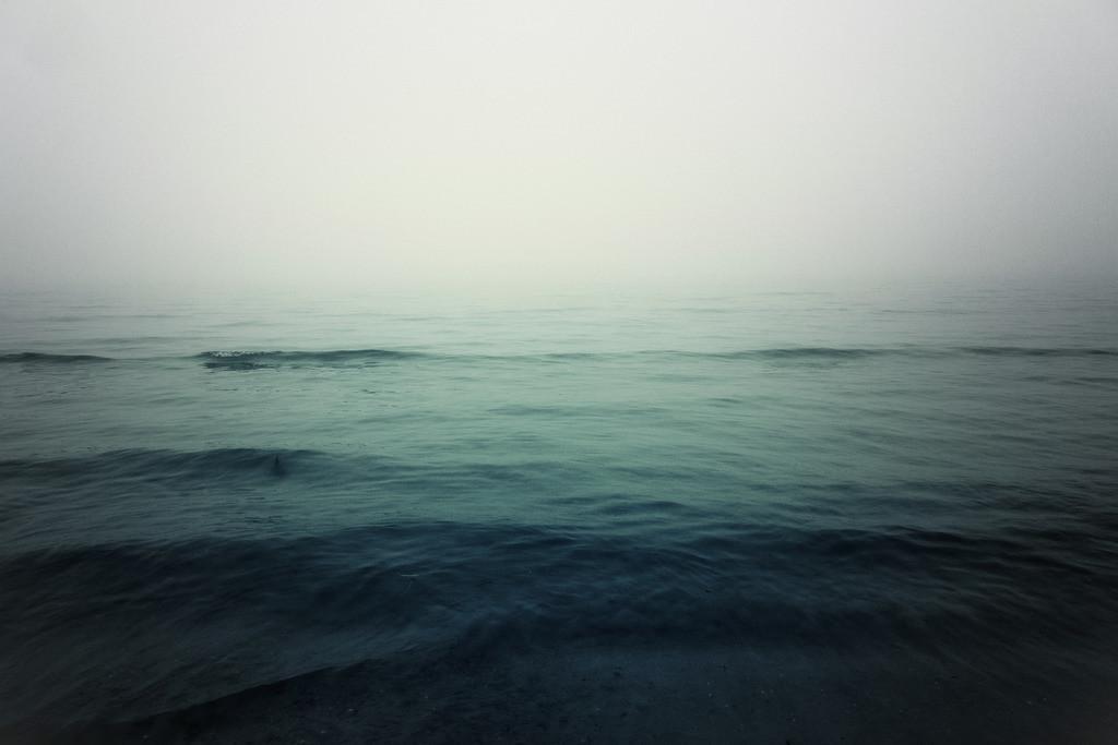 Ocean | Das Meer vor Rügen.