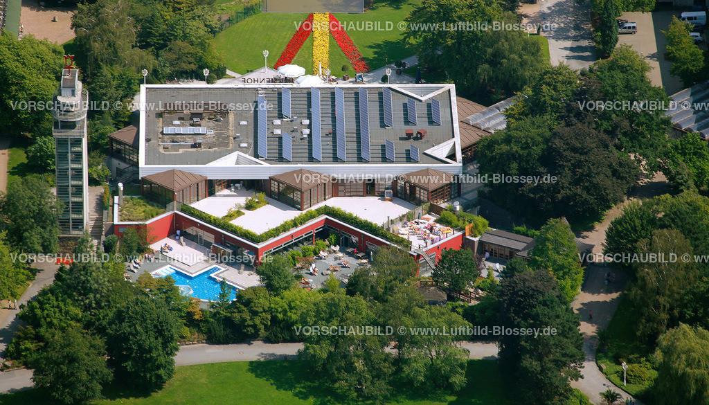 ES10080321 | Grugapark, Rosenbeet,  Essen, Ruhrgebiet, Nordrhein-Westfalen, Germany, Europa, Foto: hans@blossey.eu, 14.08.2010