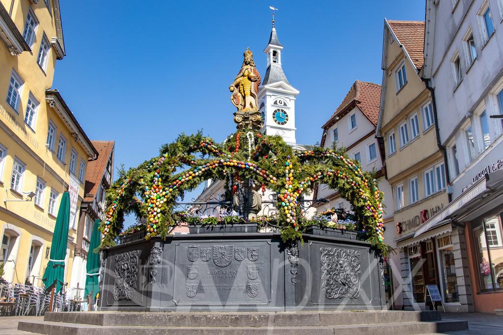Marktplatz Aalen |