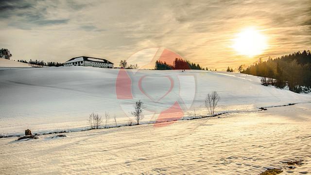 Winter in Bad Zell | Winterstimmung in Bad Zell