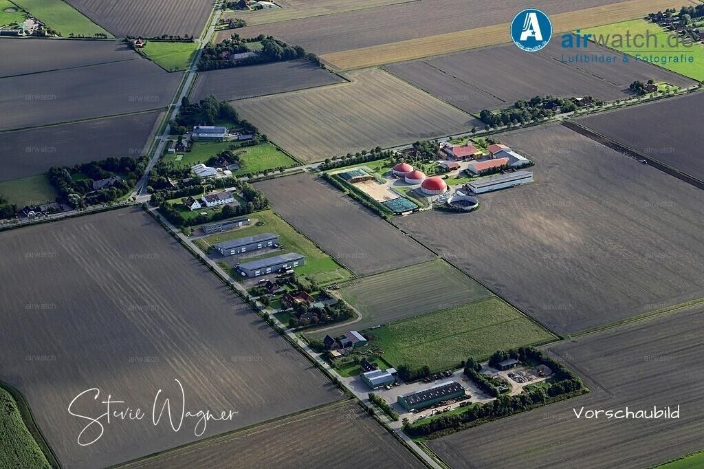Luftbild Nordseeheilbad Nordstrand, Pohnshalligkoog, Laengsweg | Nordsee, Nordstrand, Pohnshalligkoog, Laengsweg • max. 6240 x 4160 pix - Luftbild, Luftaufnahme, aerophoto, Luftbildfotografie, Luftbilder