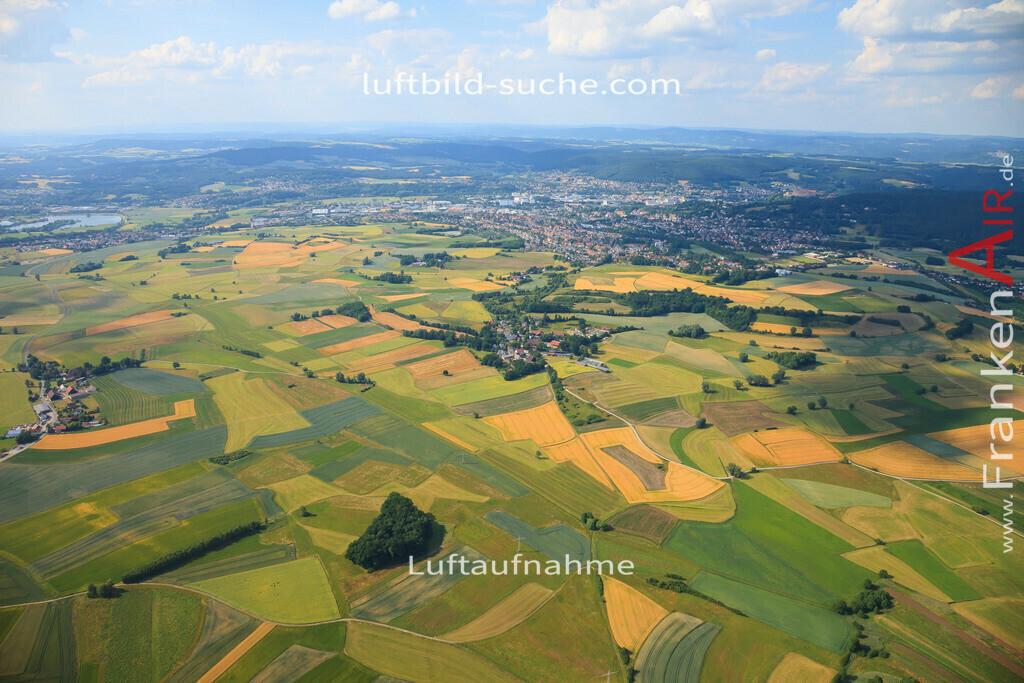 wickenreuth-kulmbach-2014-93   Luftbild von Wickenreuth Kulmbach - Luftaufnahme wurde 2014 von https://frankenair.de mittels Flugzeug (keine Drohne) erstellt - die Geschenkidee
