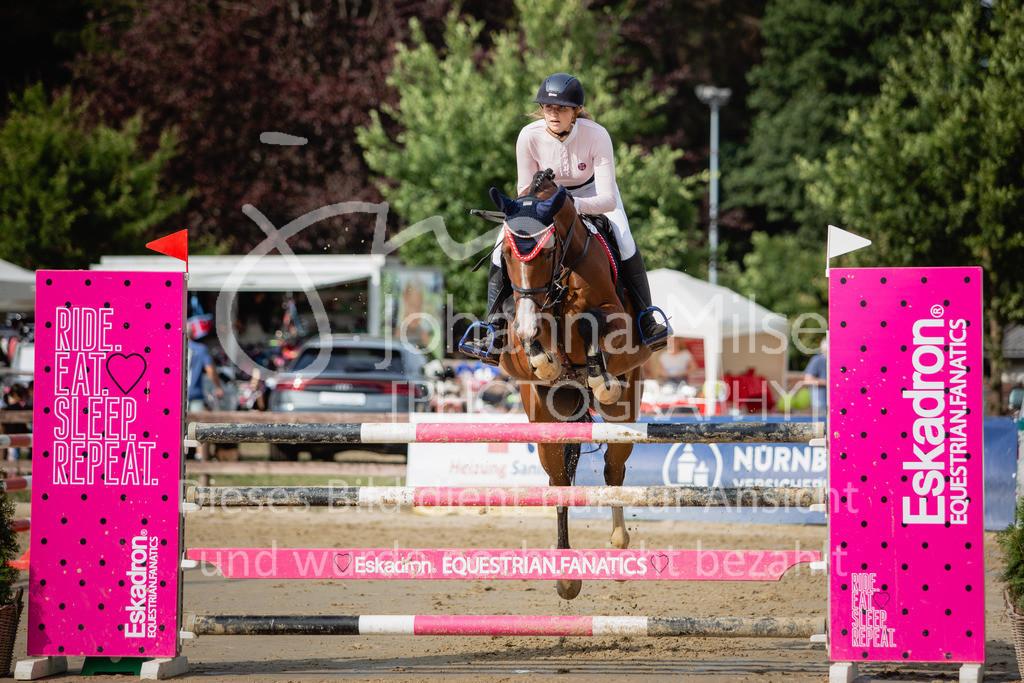 190801_BST_Springpferde-M_5-7J-420 | Braker Sommerturnier 2019 Springpferdeprüfung Kl. M* 5-7jährige Pferde