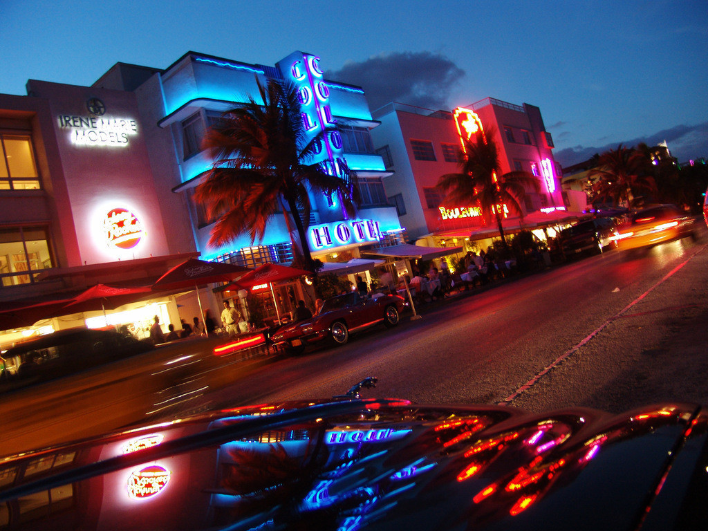 Miami South Beach | USA, Florida, Miami Beach, Art Deco District,
