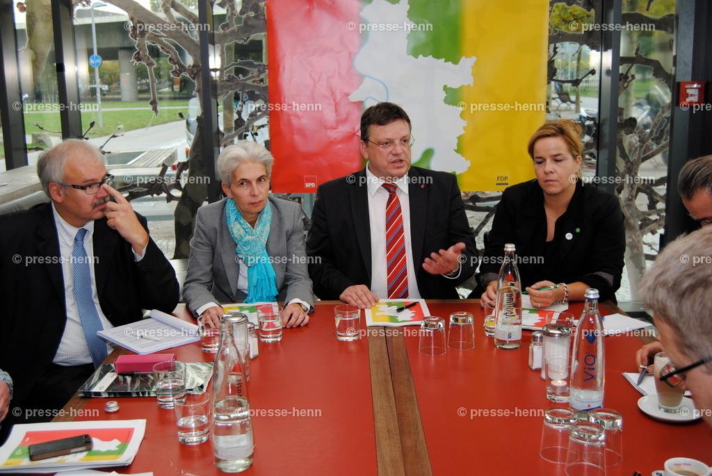 Koalitionsvertrag | SPD-FDP-Grüne