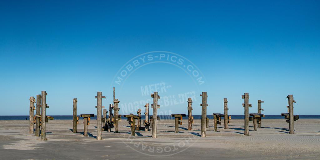 _MGB2751 | Strandkorbpodest im Aufbau