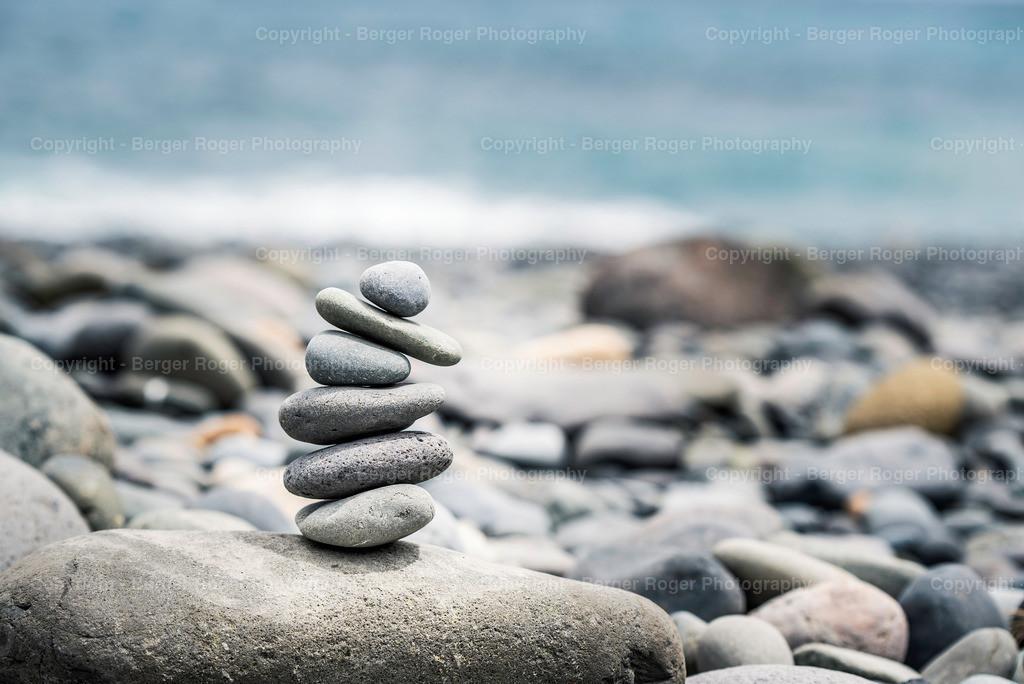 Steine am Strand   Steine am Strand von La Gomera