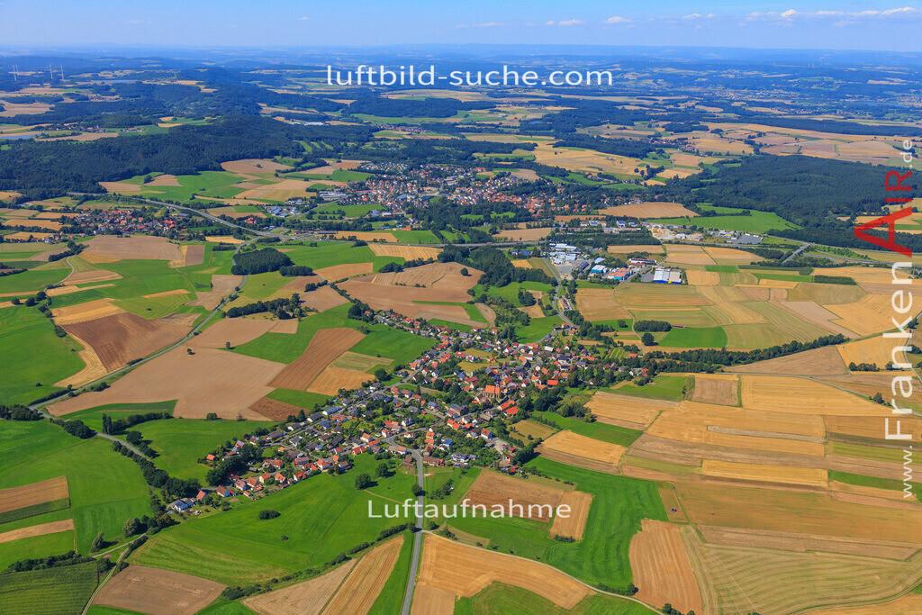 limmersdorf-thurnau-2016-8382 | Luftbild von Limmersdorf Thurnau - Luftaufnahme wurde 2016 von https://frankenair.de mittels Flugzeug (keine Drohne) erstellt - die Geschenkidee