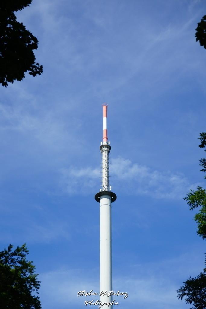 SWR-Sendeturm Donnersberg | Der SWR-Sendeturm auf dem Donnersberg