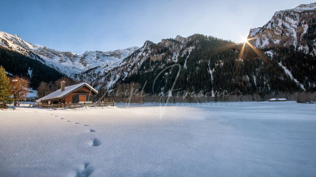 Valsertal | Winter im idyllischen Valsertal