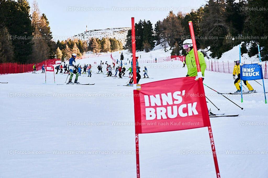 ALS6090_WWMG_GS-II_B_Besichtigung | (C) FotoLois.com, Alois Spandl, WinterWorldMastersGames 2020 Innsbruck, Giant Slalom-II Gruppe C Damen, Patscherkofel Olympiaabfahrt, Mi 15. Jänner 2020.