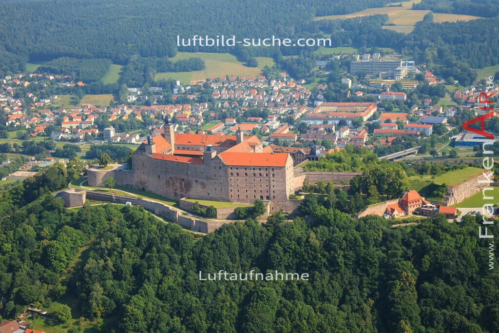 plassenburg-kulmbach-2012-31 | Luftbild von Plassenburg Kulmbach - Luftaufnahme wurde 2012 von https://frankenair.de mittels Flugzeug (keine Drohne) erstellt - die Geschenkidee
