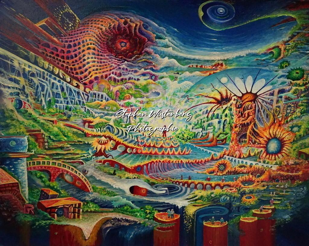 Gingel-0010 Illusion | Roland Gingel Artwork @ Gravity Boulderhalle, Bad Kreuznach  Bilder dieser Galerie sind noch nicht im Verkauf. Wenn Sie Repros erwerben möchten, finden Sie diese in der Untergalerie