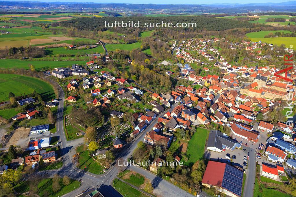 thurnau-2016-3264   Luftbild von  Thurnau - Luftaufnahme wurde 2016 von https://frankenair.de mittels Flugzeug (keine Drohne) erstellt - die Geschenkidee
