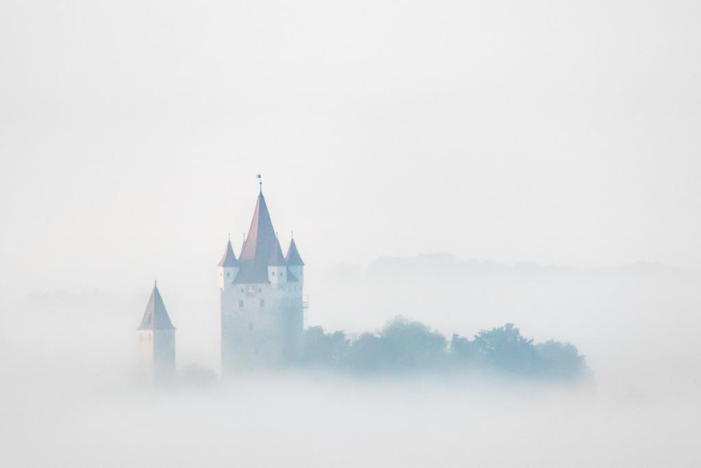 Haager Schloß in Bayern