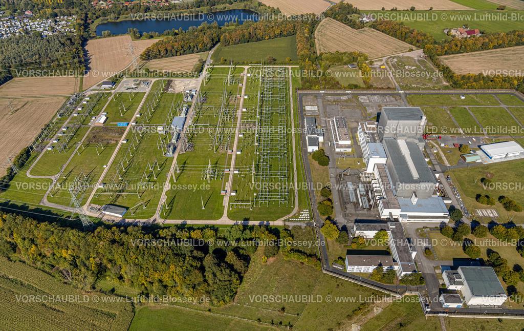 Beverungen200911526Wuergassen   Luftbild, Ehemaliges Kernkraftwerk Würgassen, Würgassen, Beverungen, Ostwestfalen-Lippe, Nordrhein-Westfalen, Deutschland