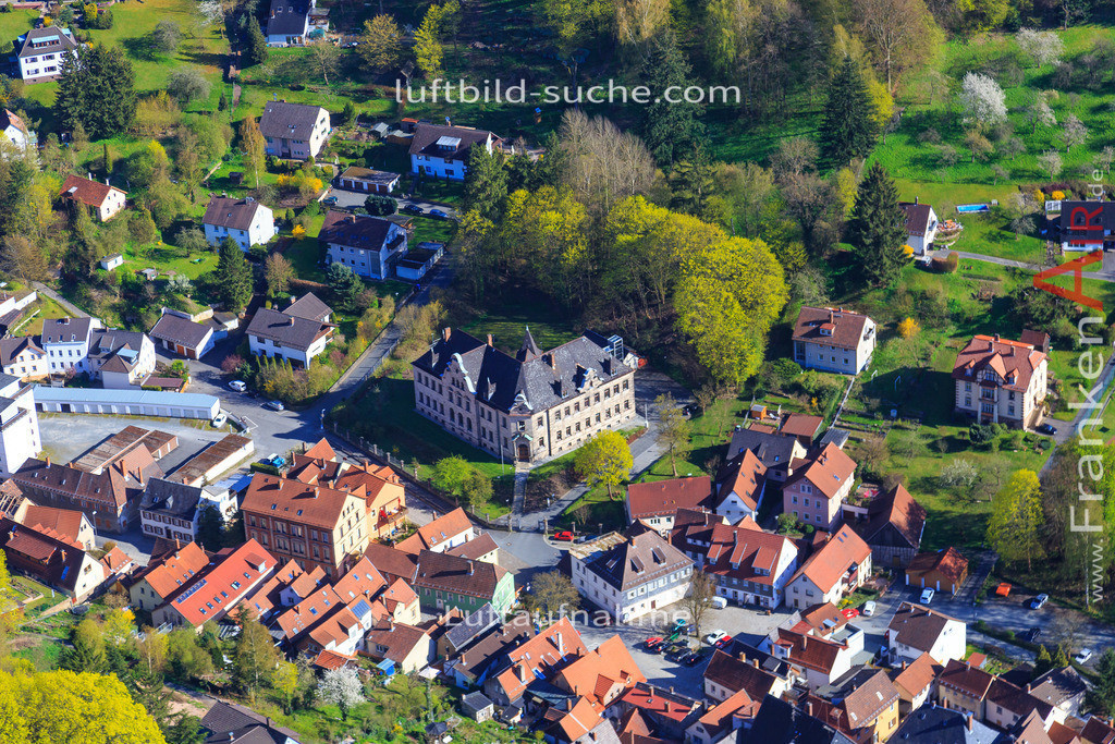 kulmbach-2016-3233 | Luftbild von  Kulmbach - Luftaufnahme wurde 2016 von https://frankenair.de mittels Flugzeug (keine Drohne) erstellt - die Geschenkidee