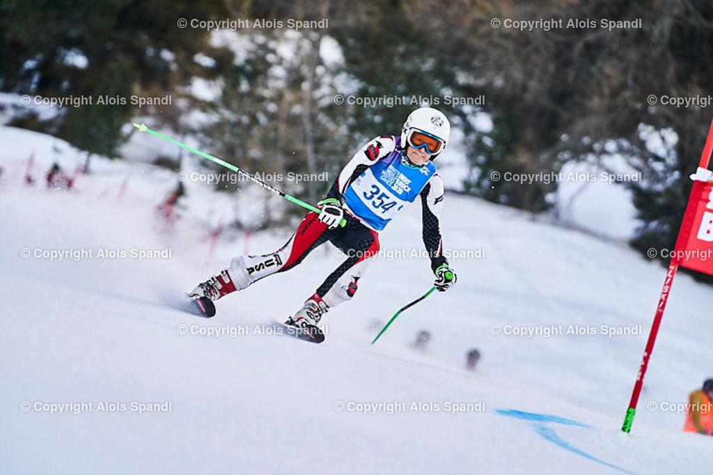 ALS5436_WWMG_GS-II_C | (C) FotoLois.com, Alois Spandl, WinterWorldMastersGames 2020 Innsbruck, Giant Slalom-II Gruppe C Damen, Patscherkofel Olympiaabfahrt, Mi 15. Jänner 2020.