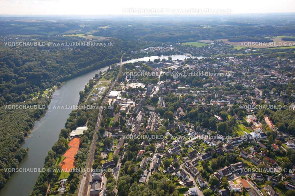 KT10094356 | Kettwig an der Ruhr, Essen, Ruhrgebiet, Nordrhein-Westfalen, Germany, Europa, Foto: hans@blossey.eu, 05.09.2010