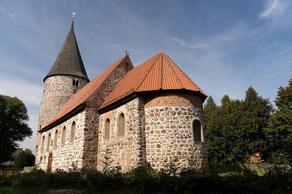 Feldsteinkirche in Ratekau