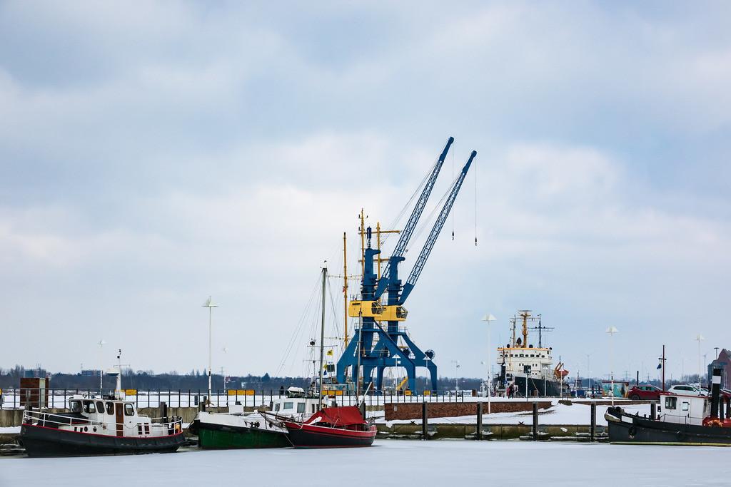rk_05224 | Winter im Stadthafen in Rostock.