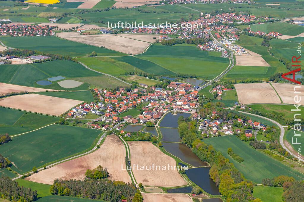 birnbaum-19-295 | aktuelles Luftbild von Birnbaum  - Luftaufnahme wurde 2019 von https://frankenair.de mittels Flugzeug (keine Drohne) erstellt.