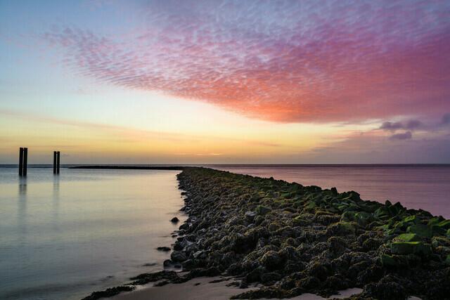 Cuxhaven An der Kugelbake | max. Größe bei 200dpi = 102x70cm max. Größe bei 150dpi = 136x93cm