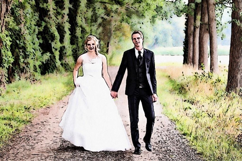 Brautpaar 3 Bild 032