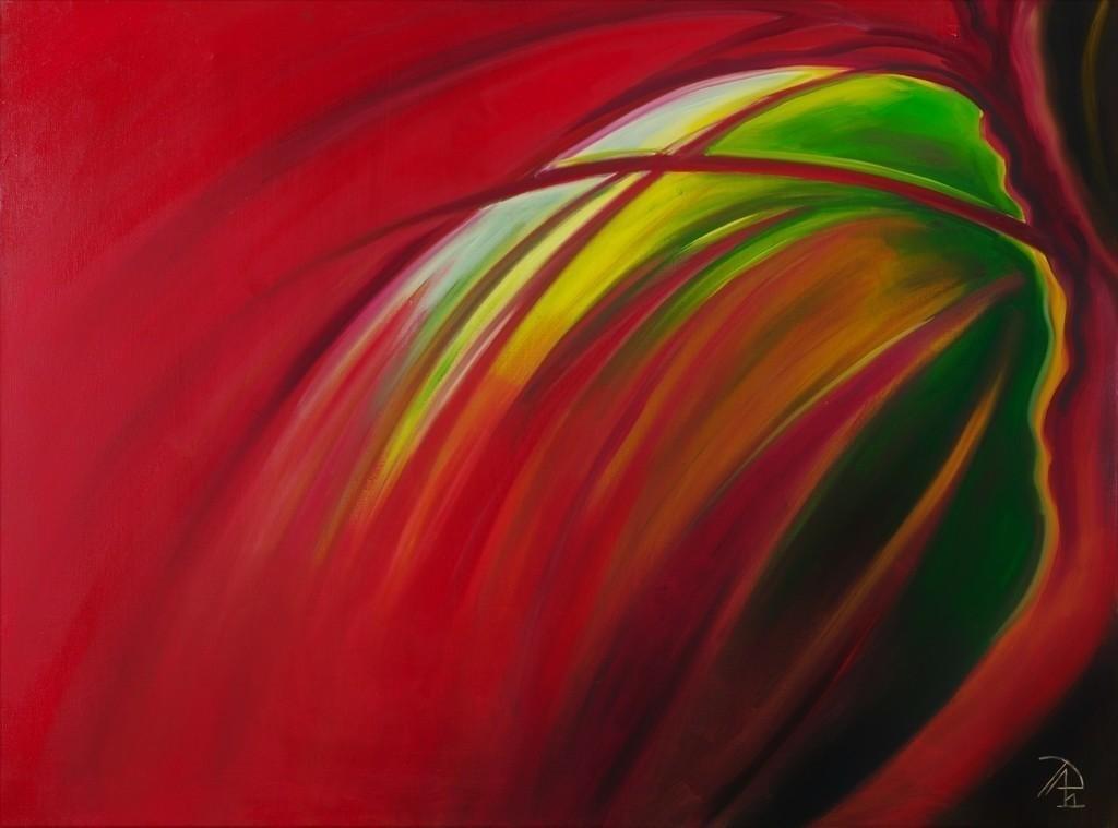 Licht und Farbe | Originalformat: 60x80cm  -  Produktionsjahr: 2011