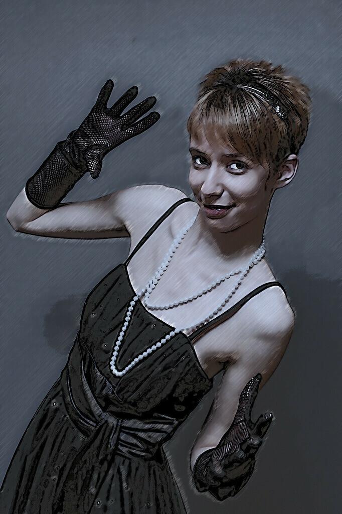 Handschuh Lady Bild 021