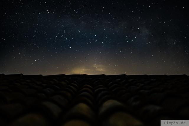 Sternenhimmel Sizilien | Der Sternenhimmel über Sizilien