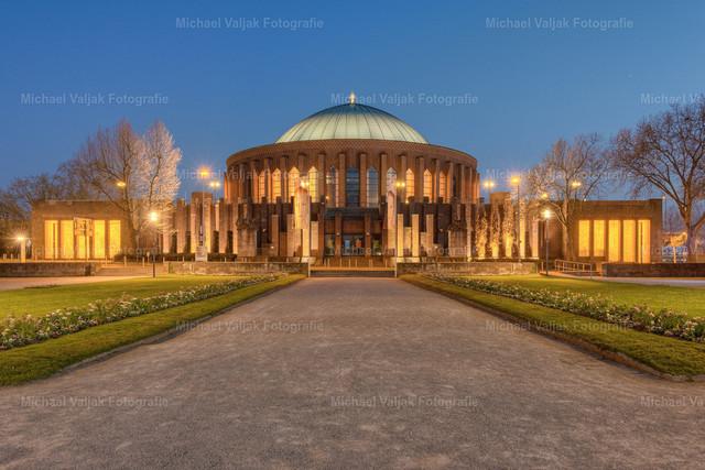 Tonhalle Düsseldorf | Die Tonhalle Düsseldorf ist ein Konzerthaus in unmittelbarer Nähe zur Altstadt.