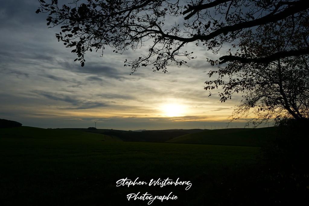 Sunset Karlshöhe | Sunset auf der Karlshöhe
