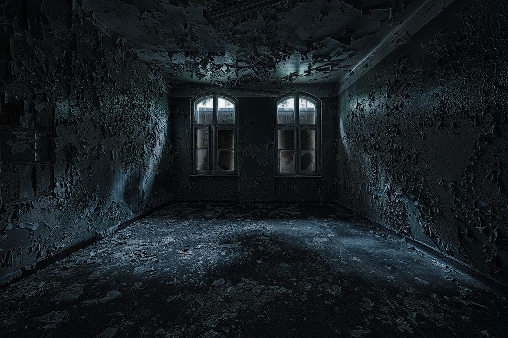 Beelitz Doppelzimmer | Krankenzimmer in den Beelitz Heilstätten